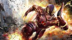 The Flash : un concept art et un ex d'Alias pour le super-héros - News Série Tournages - AlloCiné