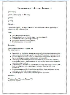 automotive sales associate resume   http     resumecareer info    automotive sales associate resume   http     resumecareer info automotive