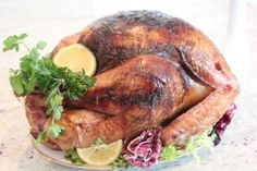 Traeger's Injected Herb Roasted Turkey
