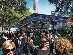 Bryant Park, Times Square, Bond, New York, Travel, Shopping, New York City, Viajes, Destinations