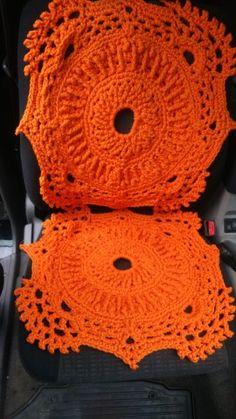 Массажный коврик для автокресла