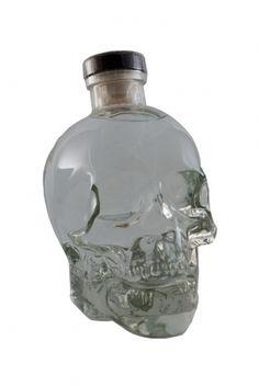 Nicht nur wegen des einzigartigen Flaschendesigns ist der Crystal Head Premium Vodka etwas ganz Besonderes