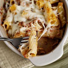 Pasta Al Forno | Heather Likes Food