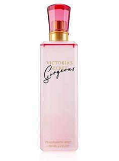 Victoria's Secret Gorgeous Fragrance Mist Huge « Holiday Adds
