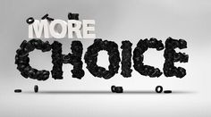 MORE is MORE by Mike Campau, via Behance