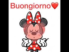 Good Morning Happy, Minnie Mouse, San Valentino, Disney Characters, Fictional Characters, Bb, Youtube, Alphabet, Pink