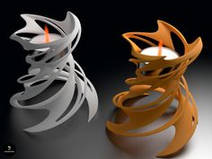Tornado (TeaLight Holder) | 3dshare