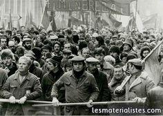 Historique des Brigades Rouges | lesmaterialistes.com