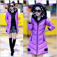 Find More Down & Parkas Information about 2014 woman feather hooded warm winter jacket women down coat goose down women's down jackets female plus size thickening,High Quality coat material,China coated metal Suppliers, Cheap coated tablecloths from Szabo Women's Fashion Design on Aliexpress.com