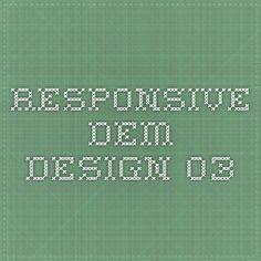 Responsive DEM design 03