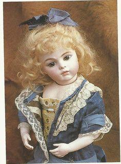 lovely bru doll