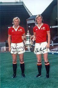 Jimmy & Brian Greenhoff, Manchester United