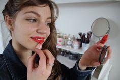 How to style: ORANGE LIPS