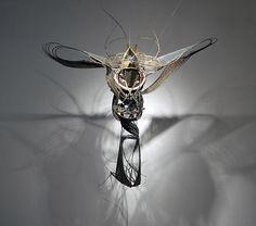 Adejoke Tugbiyele, Flight to Revelation, 2011, courtesy of the artist
