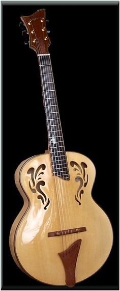 Gagnon Guitars, The Alpine