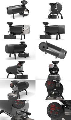 #coffee roaster