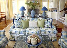 colorful sofa for summery room