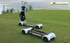 Golfboard | The most exciting and revolutionary addition to the game of golf