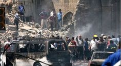 العراق يحصل على أول تمويل خارجي وانتحاري يقتل 5 أشخاص في حي الكاظمية http://democraticac.de/?p=16592 Iraq gets first external funding and Suicide bomber kills 5 people in the Kadhimiya district