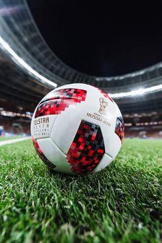 b39f688a0f5f4 Bola Copa do Mundo Rússia 2018 👌🏼👏🏼. Frases De FutbolFutbol ...