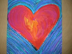 Jim Dine Heart Lessons
