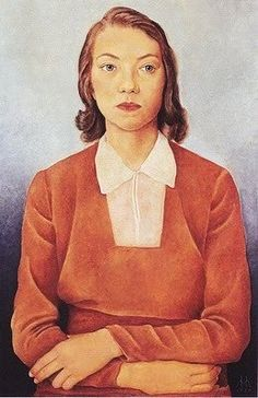 Melitta (1930) by Manfred Hirzel (1905-1932), Polish-born German associated with New Objectivity movement (bjws)