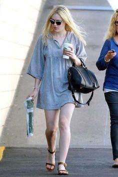 Dakota Fanning Fashion and Style - Dakota Fanning Dress, Clothes, Hairstyle - Page 7