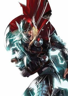 Alternate universe Iron Man/Thor2452