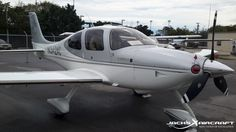 2008 Cirrus SR22 G3 TURBO GTS for sale in (KFXE) Fort Lauderdale, FL USA => www.AirplaneMart.com/aircraft-for-sale/Single-Engine-Piston/2008-Cirrus-SR22-G3-TURBO-GTS/12205/
