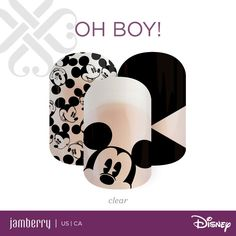 Shop the Disney Collection by Jamberry for these and many more jamazing nail wraps!! https://jamazingnailwrapsbyrose.jamberry.com