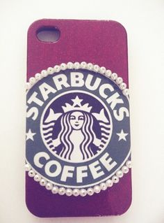 Starbucks phone case! I sell phone cases for really cheap on instagram... My page is @everything_handmade