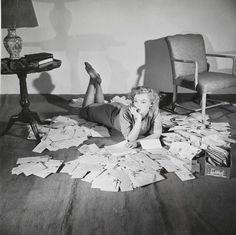 1951 Marilyn by Ben Ross