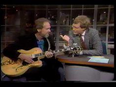 Duane Eddy on Letterman-Rebel Rouser!-Very Rare! - YouTube