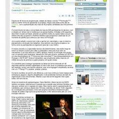 País: Portugal Period.: Diária Âmbito: OnlineID: 38519238 12-11-2011 | Tek Sapo Online Pag.: 1 de 2 Mais tecnologia em: NOTÍCIAS ANÁLISES OPINIÃO MULTIMÉDIA. http://slidehot.com/resources/codebits2011-e-os-vencedores-sao.59760/