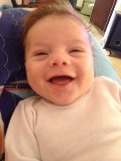Menino feliz :)