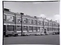 Image result for austin motors west melbourne australia West Melbourne, Melbourne Australia, Australian Cars, Factories, Car Manufacturers, Old Cars, Old Photos, Yards, Motors
