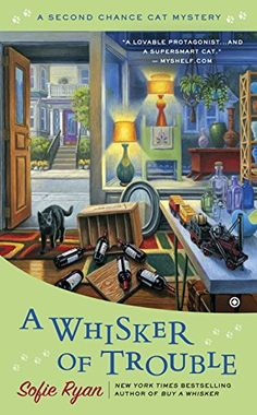A Whisker of Trouble: A Second Chance Cat Mystery by Sofie Ryan http://www.amazon.com/dp/0451419960/ref=cm_sw_r_pi_dp_PUkJvb0Y1CVQB