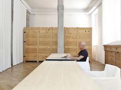 #architecture #interiordesign #design #interior #minimal #italianstyle #italiandesign #federicodelrossoarchitects #italianarchitects #interiorarchitecture #studioarchitettura #concrete #white #grey #metal #studiodesign #workspace #milan #italy Interior Architecture, Interior Design, Italian Style, Minimalism, Concrete, Studio, Milan Italy, Milano, Offices