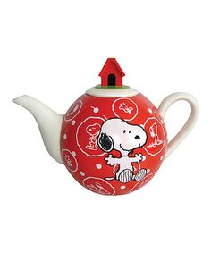 Snoopy 30-Oz. Teapot