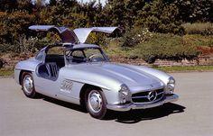 1955 Mercedes-Benz 300SL Coupé (W198)