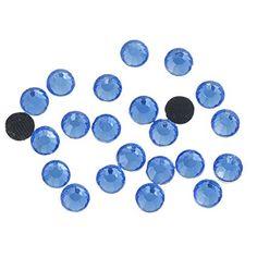2000x Hotfix Strass Steine 5mm hellblau: Amazon.de: Küche & Haushalt