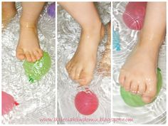 water balloons - wodne balony