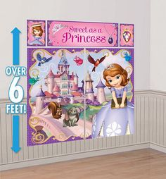 Sofia the First Party Supplies - Sofia the First Birthday Ideas - Party City