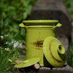 Kvašák velký rovný 4l - Jarní louka Watering Can, Canning, Home Canning, Conservation