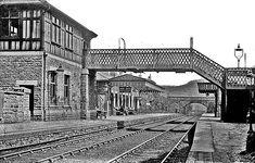 Disused Stations: Thongs Bridge Station Altrincham, Disused Stations, Thongs, Bridge, Louvre, Building, Travel, Paths, Iron