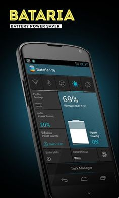 Bataria Pro - Battery Saver 2.01 APK Free Download - Full Apps 4 U