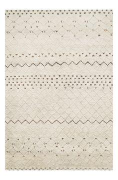 Loloi 'Tanzania' Wool & Jute Area Rug