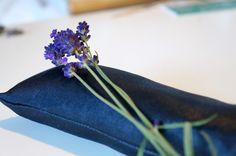Minimal Boho: DIY: Lavender eye pillow