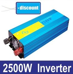 164.37$  Buy now - http://alisnr.shopchina.info/go.php?t=32695614651 - 2500W sinus omvormer Wholesale 2500W Professional Pure Sine Wave Power Inverter,  Input DC24V output 110V - 130V AC 164.37$ #buychinaproducts