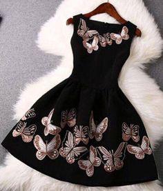 Nunca sabré que tienen estos vestidos que me encantan tanto